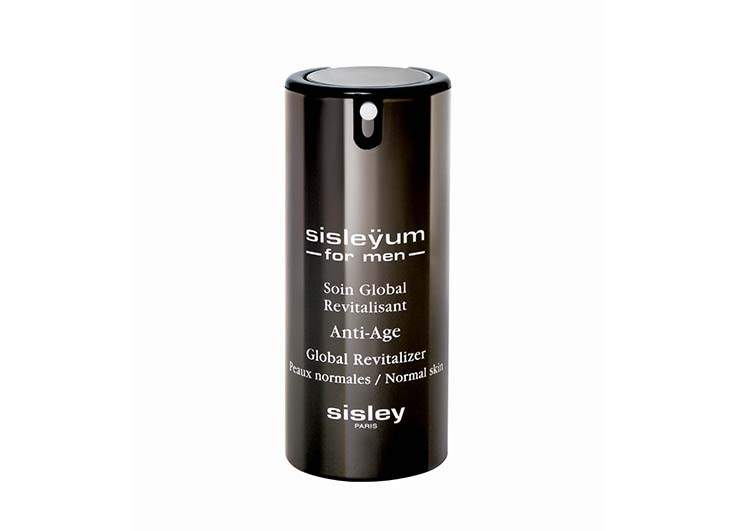 SISLEŸUM FOR MEN Anti-Age Global Revitalizer – normal skin ผลิตภัณฑ์บำรุงผิว คุณค่าการบำรุงครบสูตรเพื่อคุณสุภาพบุรุษ