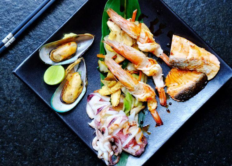 อาหารญี่ปุ่นหัวหิน :'เทปันยากิ' ร้อนๆสไตล์ญี่ปุ่นดั้งเดิม พร้อมเสิร์ฟ ณ ห้องอาหารฮากิ โรงแรมเซ็นทาราแกรนด์บีชรีสอร์ทและวิลลา หัวหิน