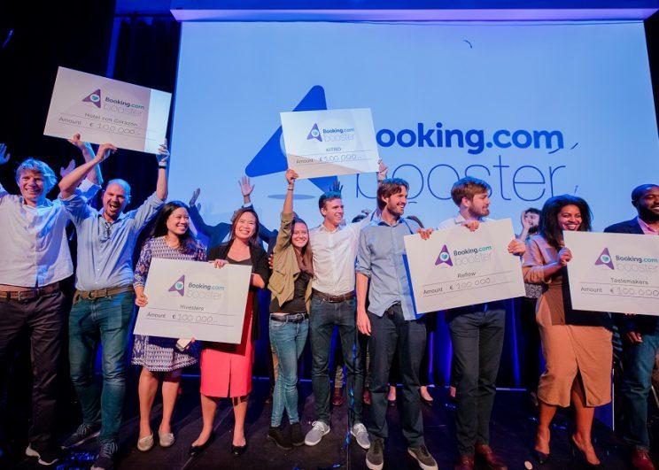 Booking.com ประกาศชื่อผู้ได้รับรางวัลจากโปรแกรมสนับสนุนบริษัทสตาร์ทอัพด้านการท่องเที่ยวเชิงอนุรักษ์ประจำปี 2018