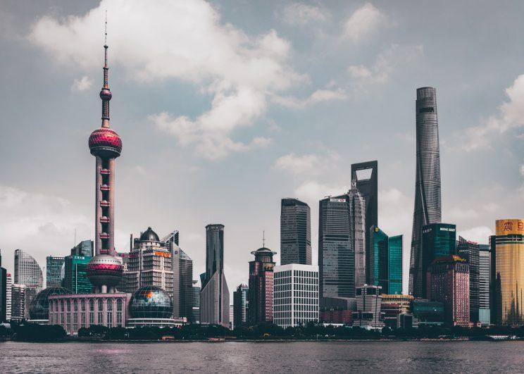 อิทธิพลของจีนต่อพื้นที่สำนักงานของเอเชีย