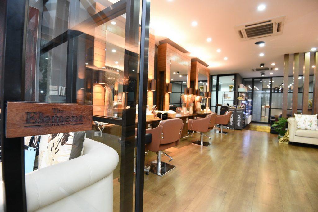 The Element Lifestyle Salon (ดิ อีลิเม้นท์ ไลฟ์สไตล์ ซาลอน