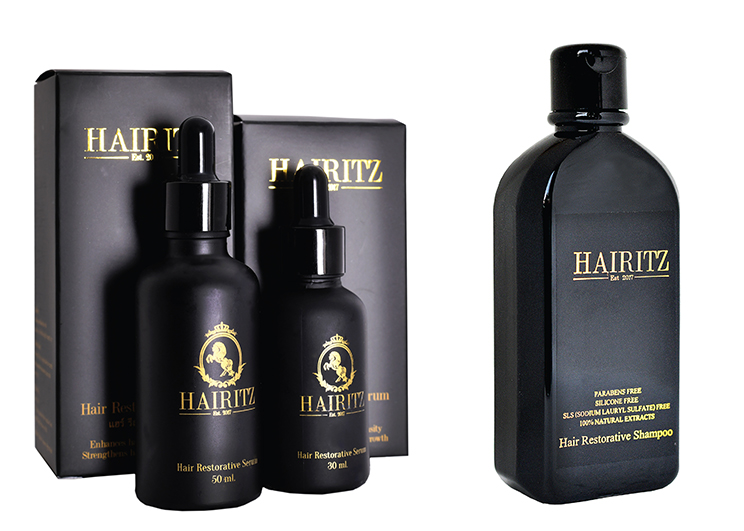 Serum+Shampoo Hairitz