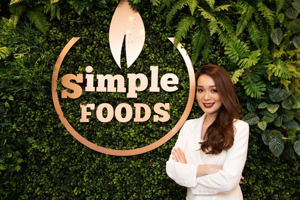 อริสา กุลปิยะวาจา simple foods Memag_Online