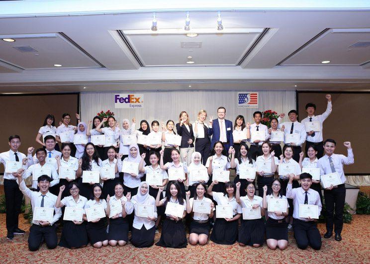 เฟดเอ็กซ์มุ่งสร้างโอกาสทางอาชีพให้เยาวชนไทย ผ่านกิจกรรม FedEx Career Camp