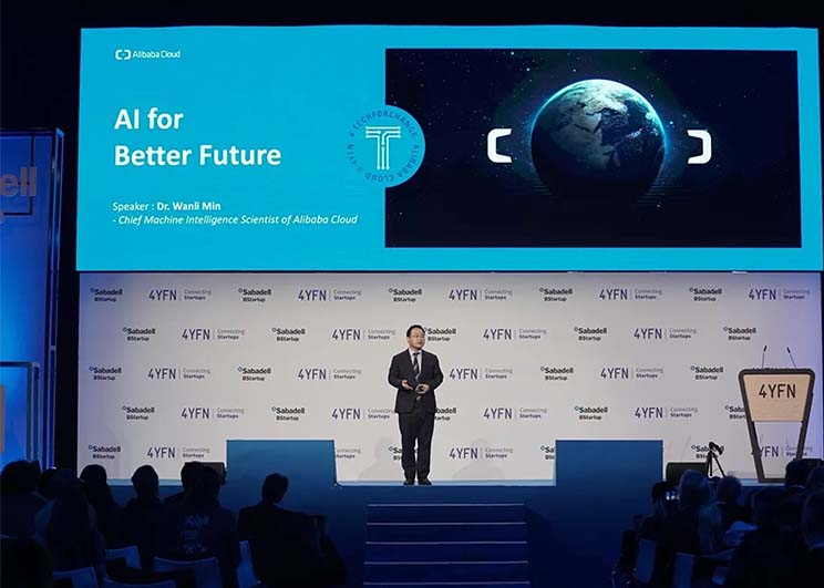 Alibaba Cloud launched Tech for Change initiative for social good at MWC_Memag Online