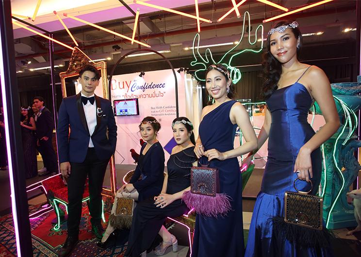 """""""บิวตี้ เจมส์"""" เผยโฉมคอลเลกชั่นพิเศษ """"วิกตอเรียน เอไอ""""   งดงามเลอค่าสมศักดิ์ศรีอุตสาหกรรมอัญมณีไทย"""