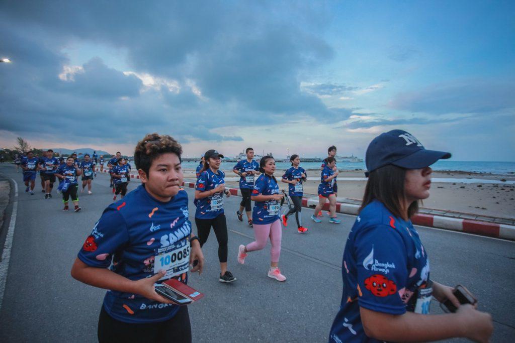 """Bangkok Airways organizes """"Bangkok Airways Samui Half Marathon""""_7_resize"""