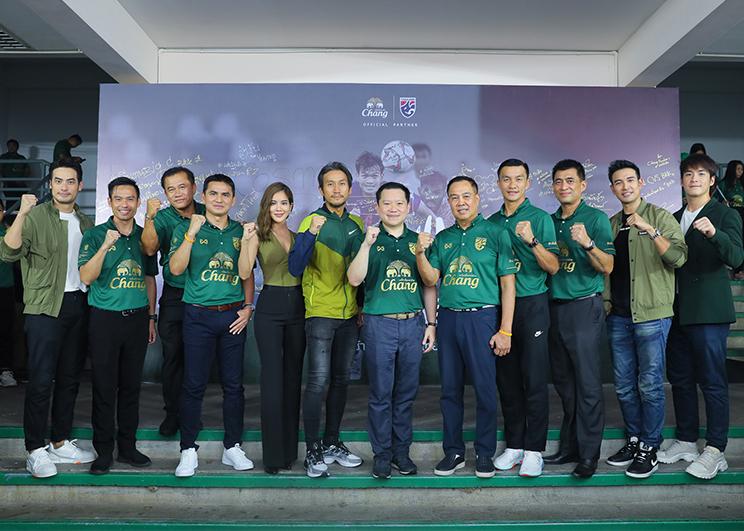 เครื่องดื่มตราช้างร่วมกับสมาคมฟุตบอลแห่งประเทศไทย เปิดแคมเปญ เล่นไม่เลิก_Memag Online