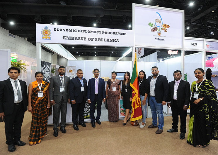 Sri Langka Embassy