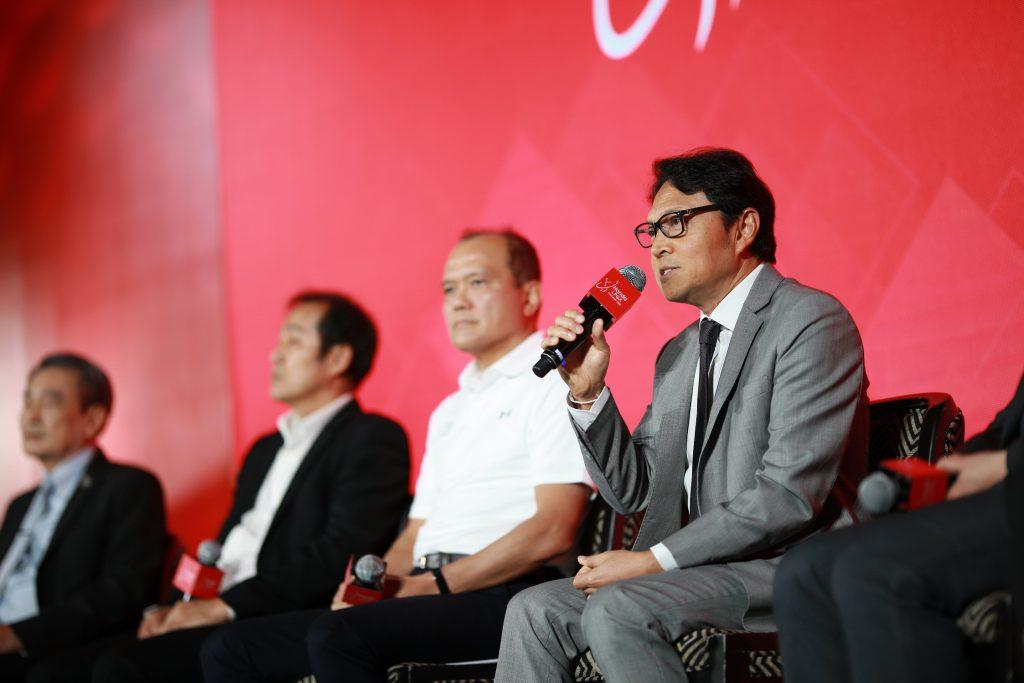 ธเนศวร์ เพชรสุวรรณ รองผู้ว่าการด้านสื่อสารการตลาด การท่องเที่ยวแห่งประเทศไทย (1)