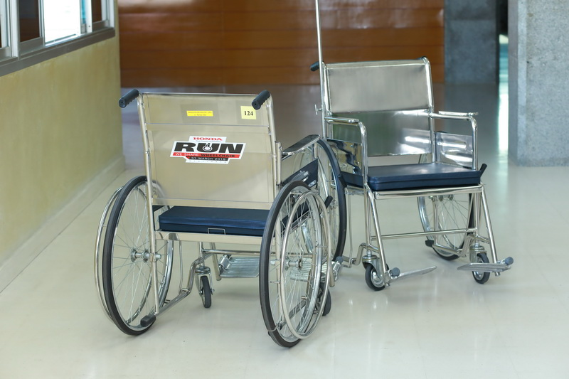 Honda RUN We Share Wheelchair-รถเข็น_resize