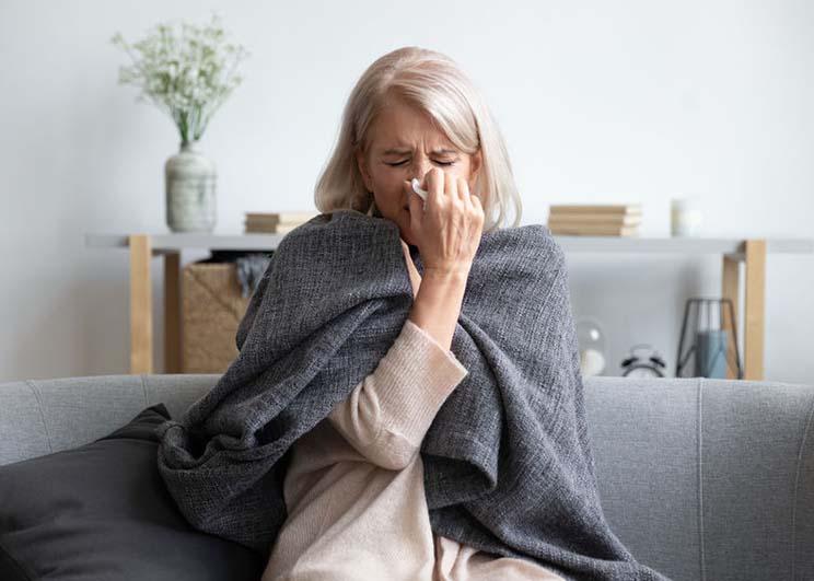 การดูแลสุขภาพสำหรับผู้ที่เป็นโรคภูมิแพ้ในช่วง COVID-19 ระบาด