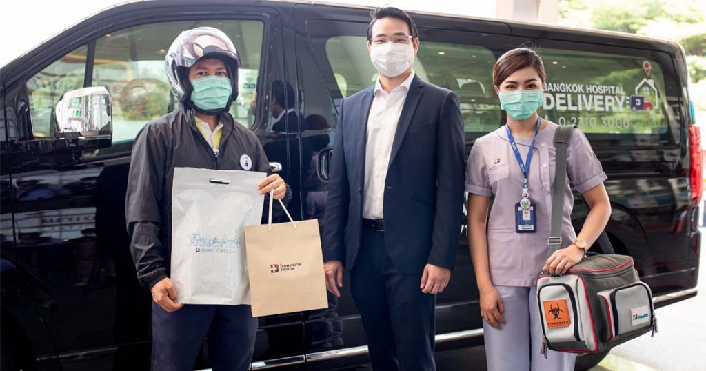 photo_bangkok hospital delivery services_Memag Online Fb