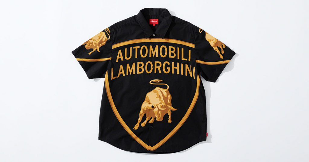 LAMBORGHI x SUPREME_Memag Online FB