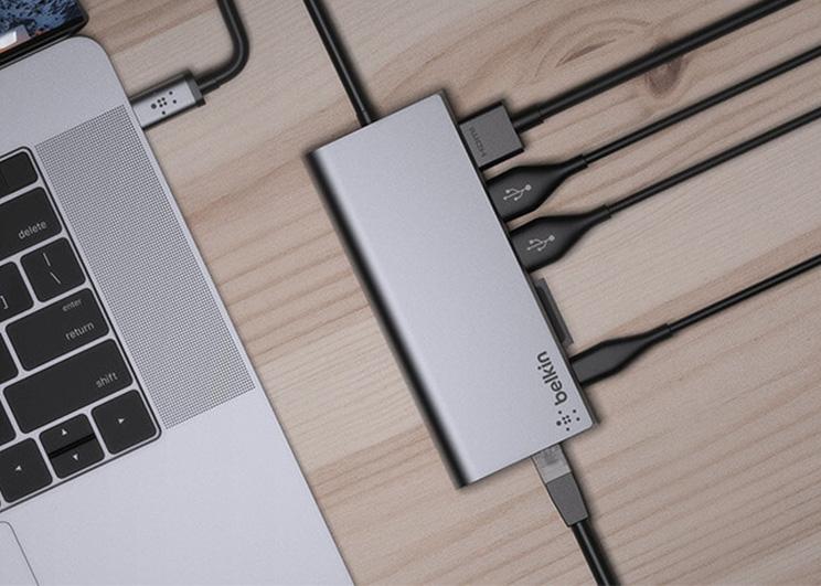 Belkin แนะนำ USB-C™ Multimedia Hub อุปกรณ์เชื่อมต่อที่รวมทุกพอร์ตแบบครบจบในอันเดียว รองรับไลฟ์สไตล์ที่ตอบโจทย์เทรนด์การทำงานยุคใหม่