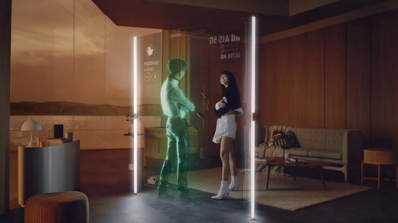 5.แบมแบม และ ลิซ่า เผยขีดสุดเทคโนโลยี 5G_resize