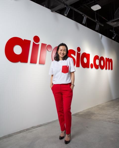 CEO of airasia.com Karen Chan_resize