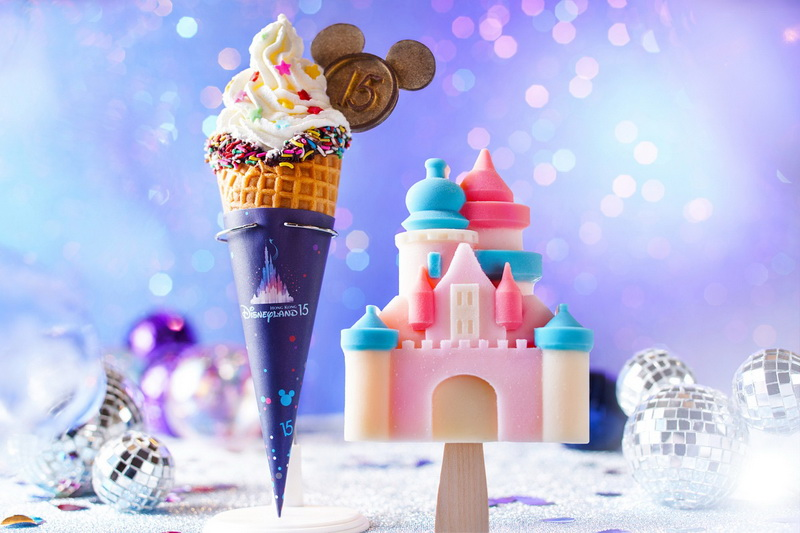 Soft Serve & Castle of Magical Dreams Ice Cream Bar_resize