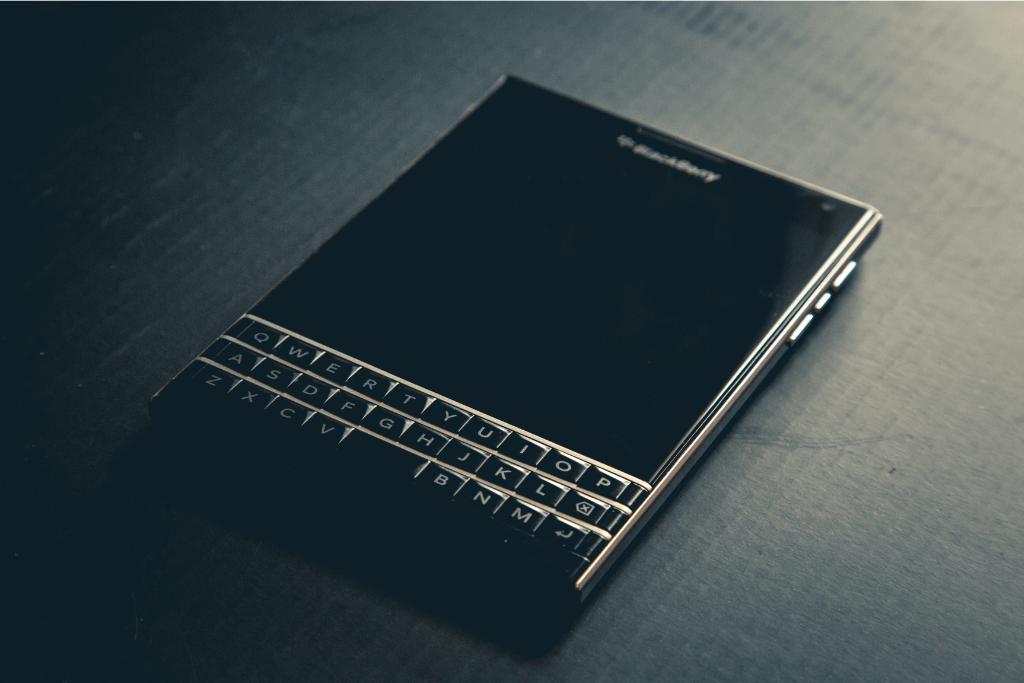 ิblackberry smart phone