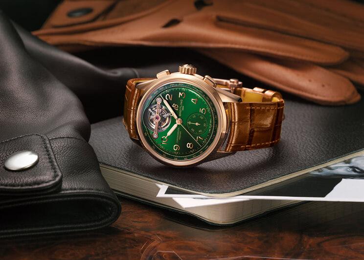 ไบร์ทลิ่ง แบรนด์นาฬิกาหรูระดับโลกจับมือเบนท์ลีย์ ผลิตนาฬิกาข้อมือรุ่นลิมิเต็ด เอดิชั่น ด้วยระบบทูร์บิญอง ระบบกลไกนาฬิกาชั้นสูง