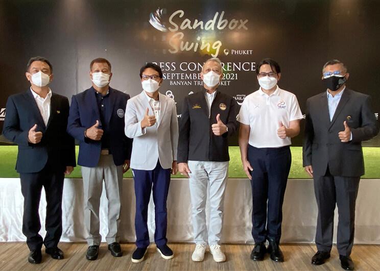 กระทรวงการท่องเที่ยวฯ ร่วมสนับสนุนการแข่งขัน ALL THAILAND GOLF TOUR  เพื่อสร้างความ เชื่อมั่นไปยังกลุ่มนักท่องเที่ยวต่างชาติและทำให้ประเทศไทยเป็นแหล่งท่องเที่ยวที่อยู่ในใจเสมอ