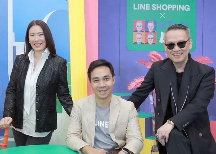 ตอกย้ำความสำเร็จสุดปัง! LINE SHOPPING X @TuesLIVE    ได้รับเลือกจาก Disney+ Hotstar Thailand ร่วมทำ Livestreaming เต็มรูปแบบ   เจ้าแรกและเจ้าเดียวในเมืองไทย!