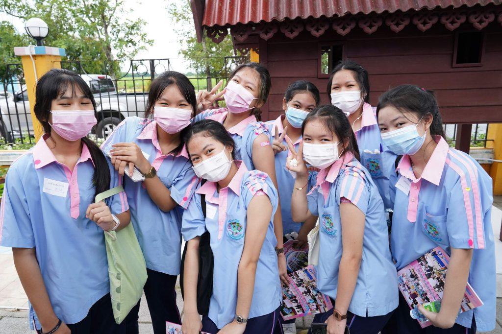 โครงการวัคซีนเคลื่อนที่คุมความเย็น มั่นใจถึงแขนน้อง_2
