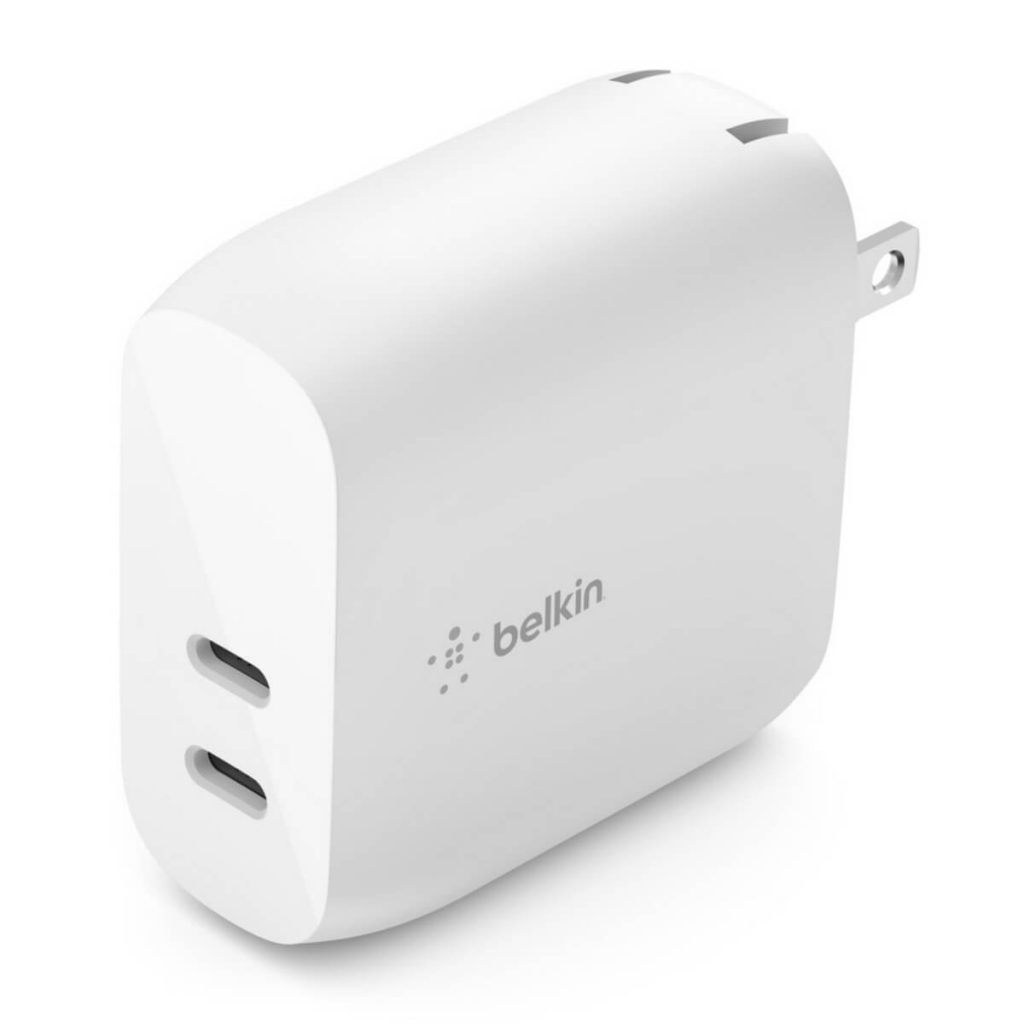 Dual USB-C PD Wall Charger 40W